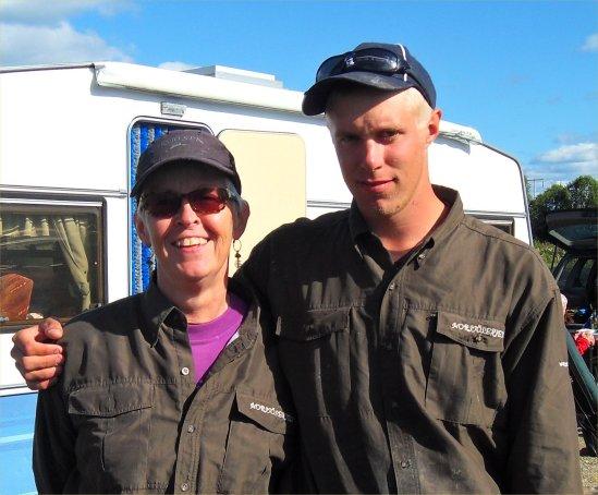 2013 Meteveckan segrare delt. 3. Harriet och Peter